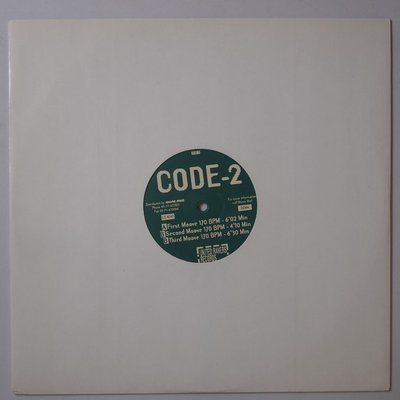 """Code-2 - First moove - 12"""""""