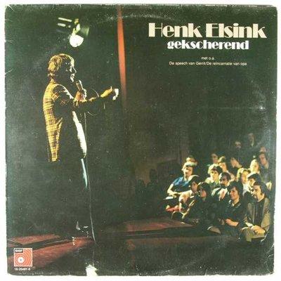 Elsink, Henk - Gekscherend - LP