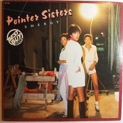 Pointer Sisters - Energy - LP