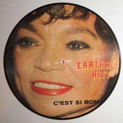 Eartha Kitt - C'est si bon - PICTURE DISC - LP