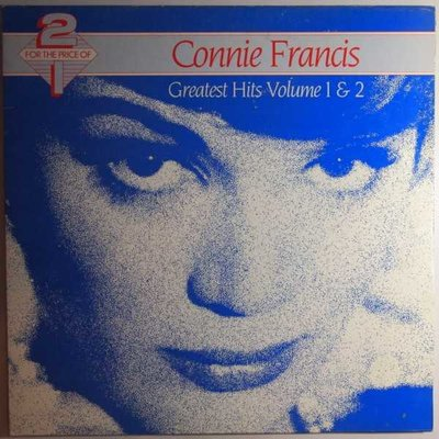 Connie Francis - Greatest hits volume 1 & 2 - LP