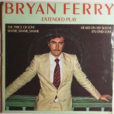 Bryan Ferry - Heart on my sleeve - EP
