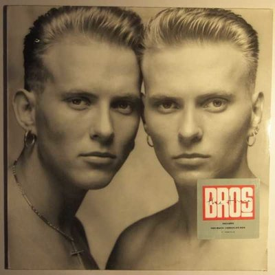 BROS - The time - LP