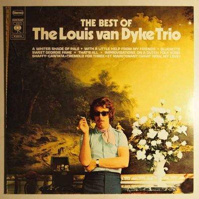 Louis van Dyke Trio - The best of - LP