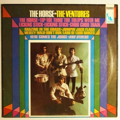 Ventures, The - The horse - LP
