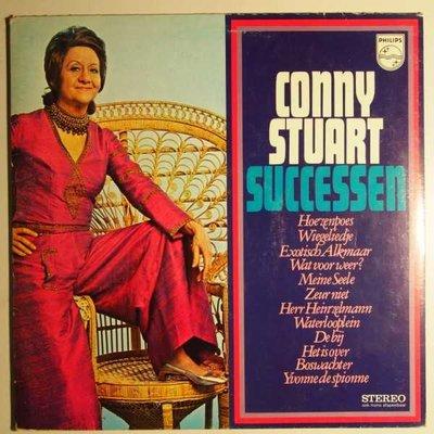 Conny Stuart - Successen - LP