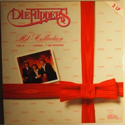 Flippers, Die - Hit-Collection - LP