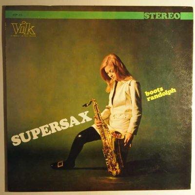Boots Randolph - Supersax - LP