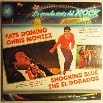 Fats Domino / Chris Montez / Shocking Blue / The El Dorados - Fats Domino / Chris Montez / Shocking Blue / The El Dorados - LP