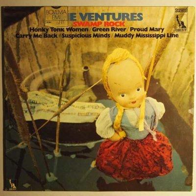 Ventures, The - Swamp rock - LP