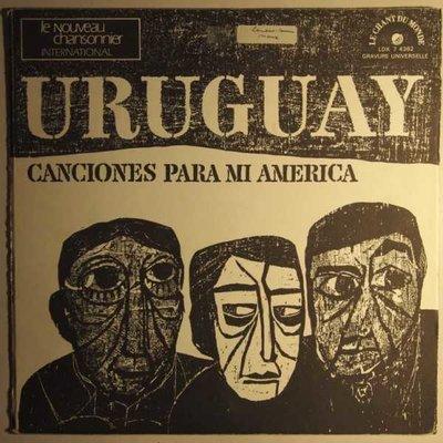 Daniel Viglietti - Canciones para mi America - LP