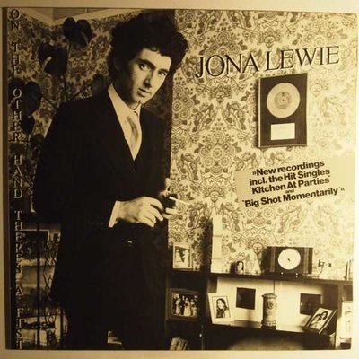 Jona Lewie - On the other hand there's a fist - LP