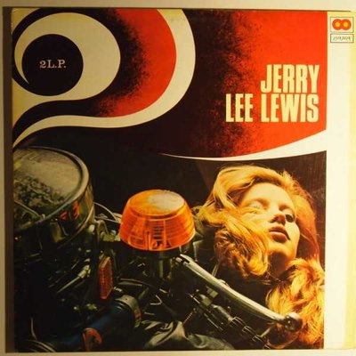 Jerry Lee Lewis - Jerry Lee Lewis - LP