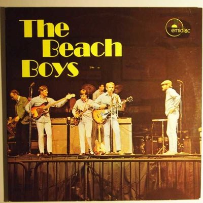 Beach Boys, The - The Beach Boys - LP