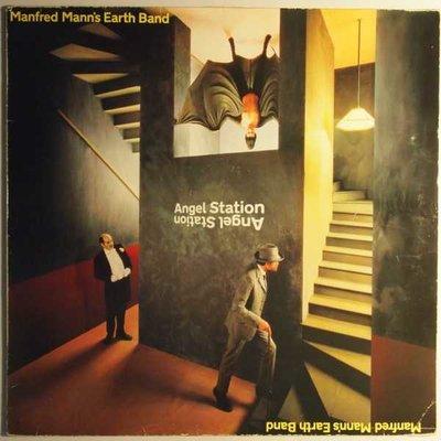 Manfred Mann's Earth Band - Angel station - LP
