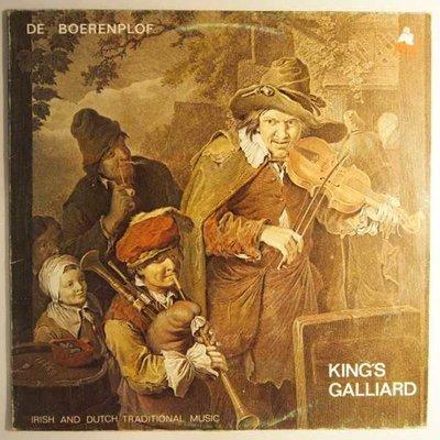 King - De boerenplof - LP