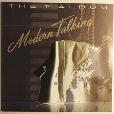 Modern Talking - The 1st album - LP