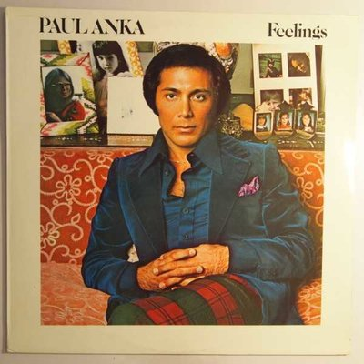 Paul Anka - Feelings - LP