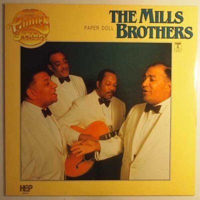 Mills Brothers, The - Paper doll - LP