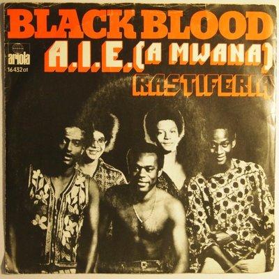 Black Blood - A.I.E. (A Mwana) - Single