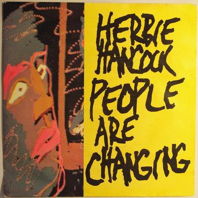 Herbie Hancock - People are changing - Single