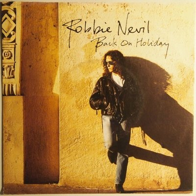 Robbie Nevil - Back on holiday - Single