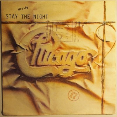 Chicago - Stay the night - Single