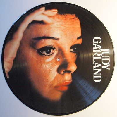 Judy Garland - 20 hits of a legend - LP