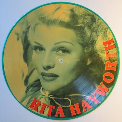 Rita Hayworth - Rita Hayworth - LP