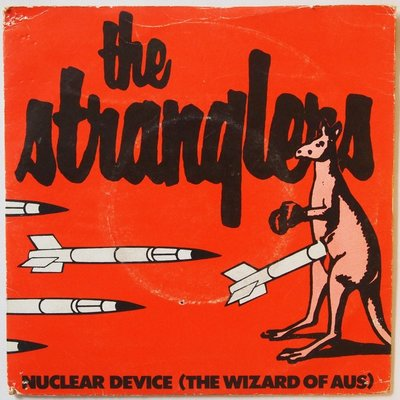 Stranglers, The - Nuclear device (wizard of aus) - Single