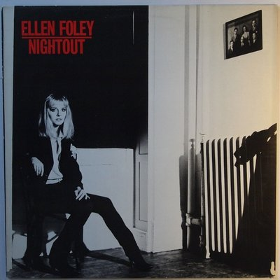 Ellen Foley - Nightout - LP