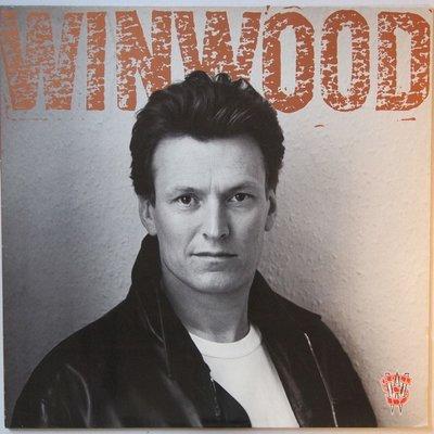 Steve Winwood - Roll with it - LP