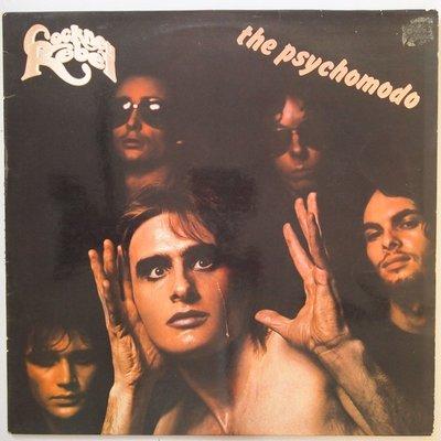 Cockney Rebel - The psychomodo - LP