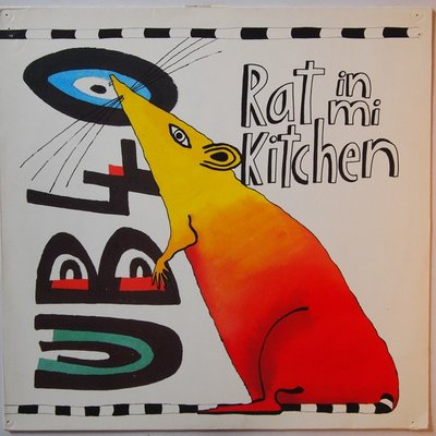 UB40 - Rat in the kitchen - 12""