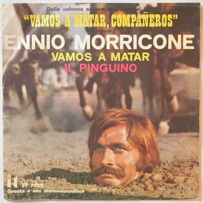 Ennio Morricone  - Vamos a matar, compañeros  - Single