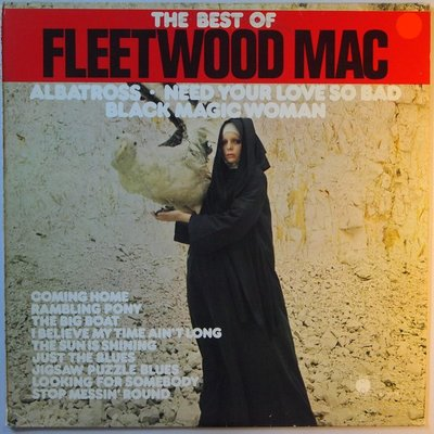 Fleetwood Mac - The best of - LP