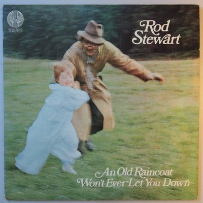 Rod Stewart - An old raincoat won't ever let you down - LP