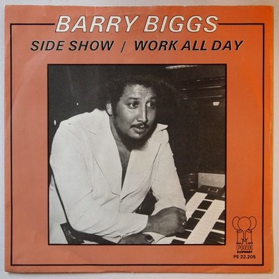 Barry Biggs - Side show - Single