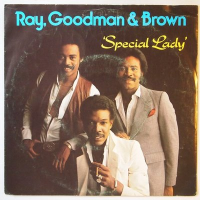 Ray, Goodman & Brown - Special lady - Single