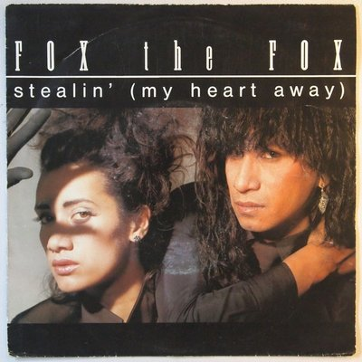 Fox The Fox - Stealin' (my heart away) - Single