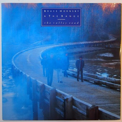 """Bruce Hornsby & The Range - The valley road - 12"""""""