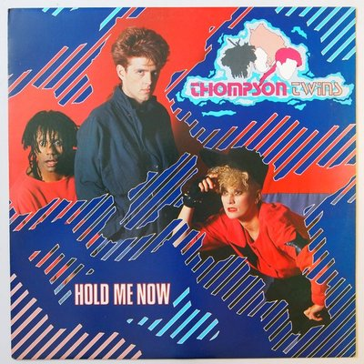 """Thompson Twins - Hold me now - 12"""""""