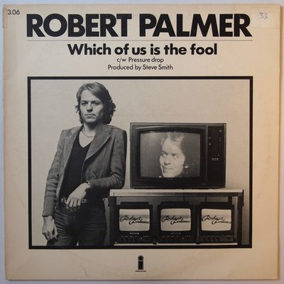 """Robert Palmer - Which of us is the fool - 12"""""""