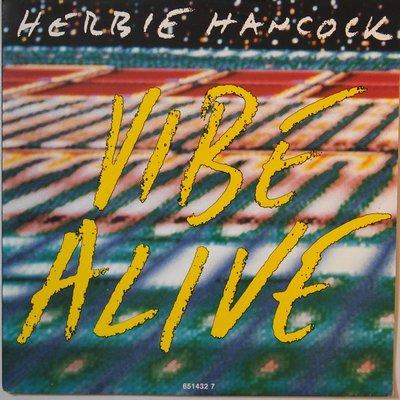 Herbie Hancock - Vibe alive - Single