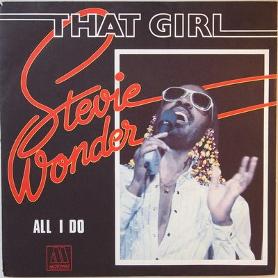 Stevie Wonder - That girl - Single