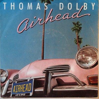 Thomas Dolby - Airhead - Single