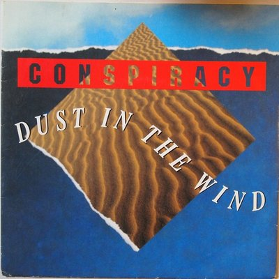 Conspiracy - Dust in the wind - Single