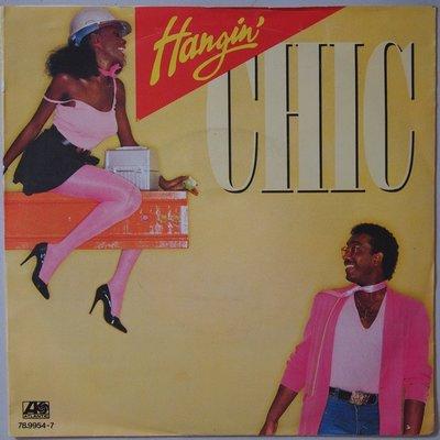 Chic - Hangin' - Single