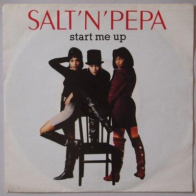 Salt 'N' Pepa - Start me up - Single