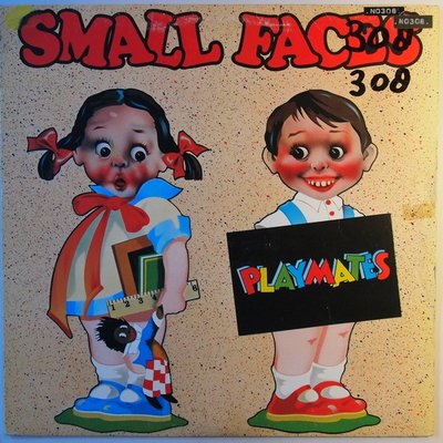 Small Faces - Playmates - LP
